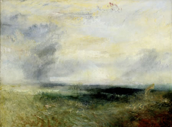 William Turner: Margate [?] vom Meer, um 1835/40